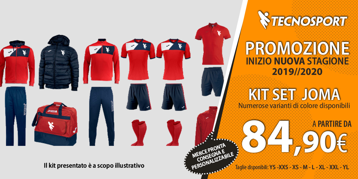 Promo Kit Set Joma