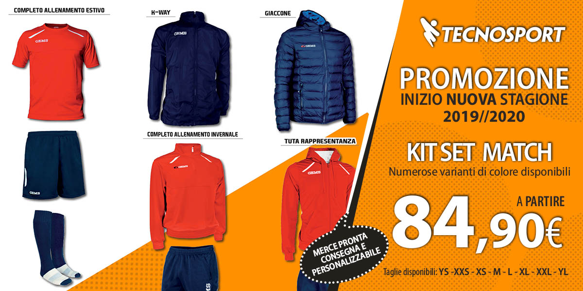 Promo Kit Set Match